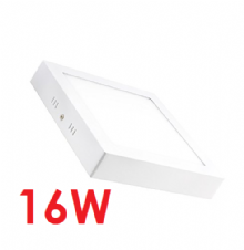 Square Surface Mounted LED Panels 16W